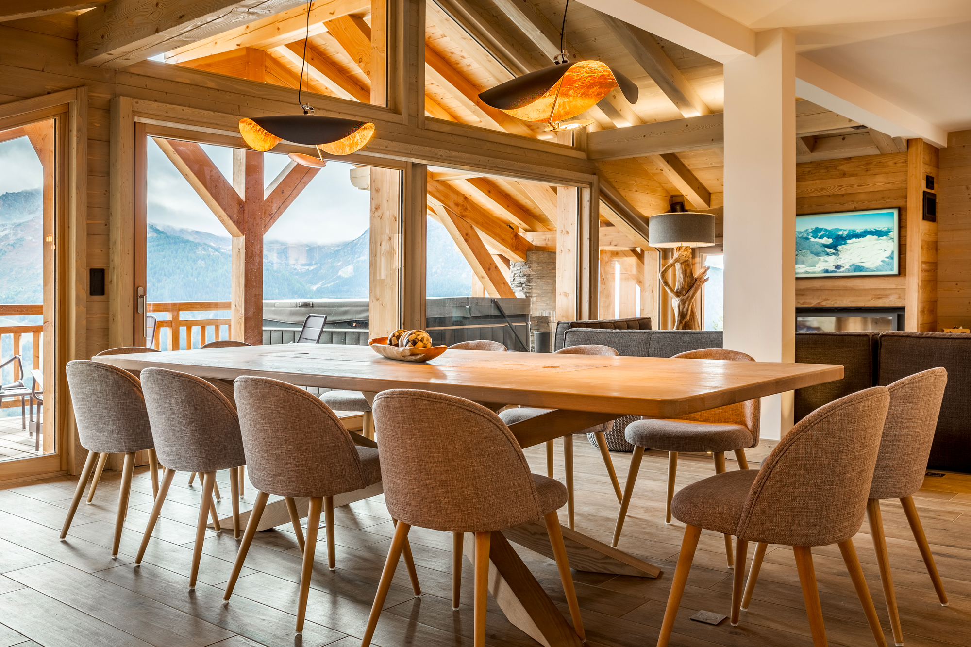 Catellani&Smith: L'Ours de la Rosiere Chalet *****
